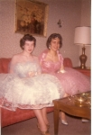 1959 - Elaine Patterson and Mary Bellizia   Submitted by Mary Bellizia