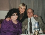 This is Claire Boni Carroll, Carleen Shea, Paul Carroll at the reunion in 1995 Submitted by Diane (Anders) Plunkett